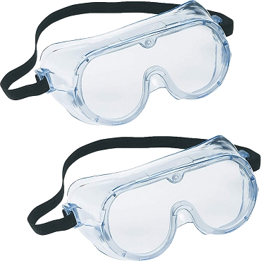 Safety Goggles - 2-pack